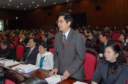 Sự tham gia của nhiều vị bộ trưởng đã khiến các phiên chất vấn thêm sối động - Ảnh: TTXVN.