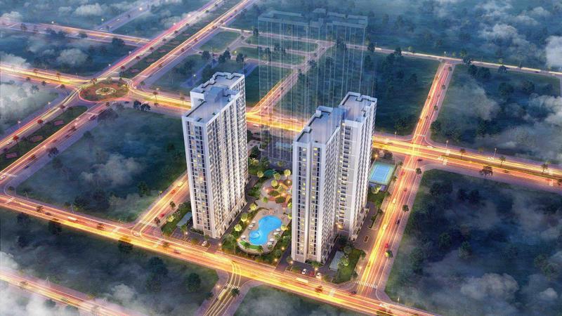 Vinhomes New Center là điểm nhấn tiếp theo của Tập đoàn Vingroup tại thành phố Hà Tĩnh.
