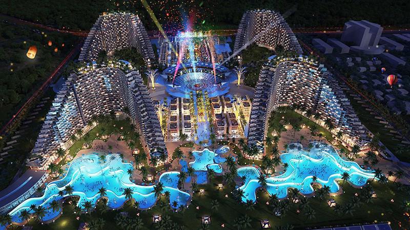 The Arena tiên phong trong xu thế du lịch giải trí.