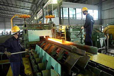 """""""Giảm thuế xuất phôi thép là cách giúp các doanh nghiệp sản xuất tháo gỡ khó khăn, giải quyết lượng thép tồn kho""""."""