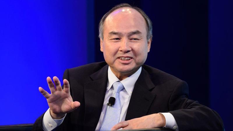 Masayoshi Son - Ảnh: Bloomberg.