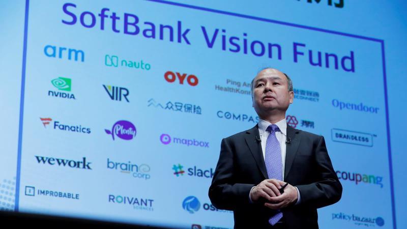 Masayoshi Son, CEO của SoftBank Group - Ảnh: Reuters.