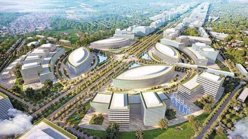 Quy hoạch đại lộ Vinh - Cửa Lò trở thành điểm nhấn cảnh quan xanh của tỉnh Nghệ An.