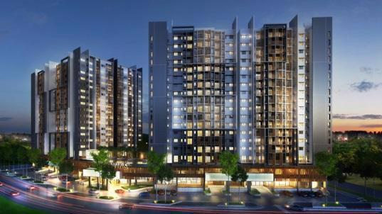 Topaz Twins - dự án căn hộ hạng sang đầu tiên tại Biên Hòa.
