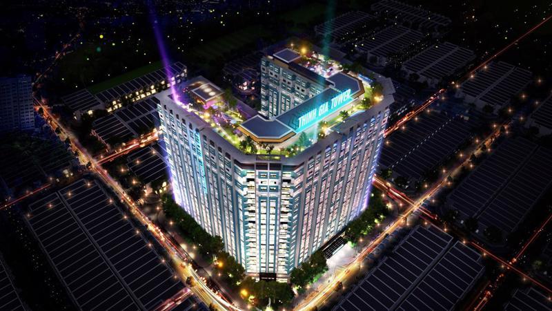 Thịnh Gia Tower