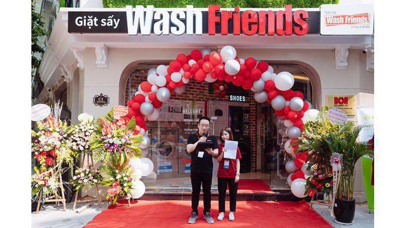 Ngày 6/9 vừa qua, lễ khai trương showroom đầu tiên của Wash Friends đã được tổ chức tại Hà Nội, hứa hẹn mang tới trải nghiệm tối ưu cho người tiêu dùng Việt.