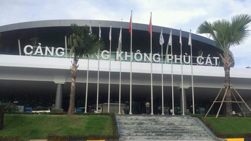Sân bay Phù Cát tại Quy Nhơn, Bình Định là một minh chứng rất rõ ràng khi mất rất lâu mới phát triển được như hôm nay…