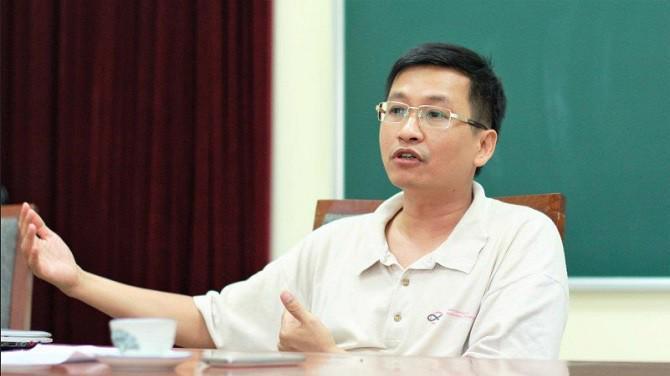 GS Phùng Hồ Hải, Viện trưởng Viện Toán học Việt Nam. Ảnh - Internet.