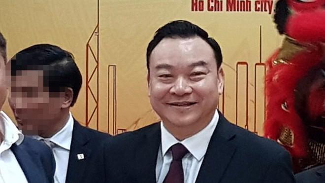 Đại tá Phùng Danh Thắm - Tổng giám đốc Tổng công ty Thái Sơn - Ảnh: Zing.
