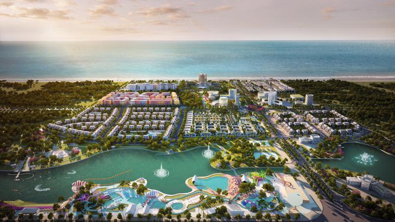 Khu phức hợp du lịch Phu Quoc Marina được BIM Group đầu tư từ năm 2004 đã đón đầu xu thế.