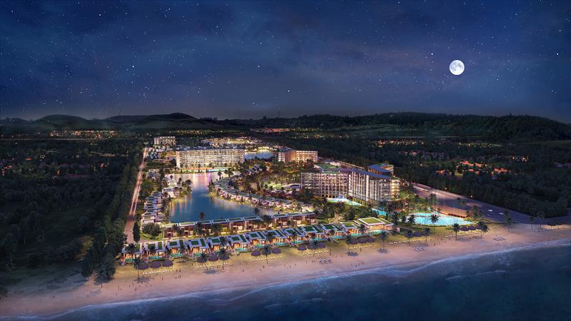 Nằm tại bãi Ông Lang, Condotel Mövenpick Resort Waverly Phú Quốc do MIKGroup phát triển là dự án bất động sản nghỉ dưỡng được kì vọng sẽ mang lại lợi nhuận lớn cho các nhà đầu tư.