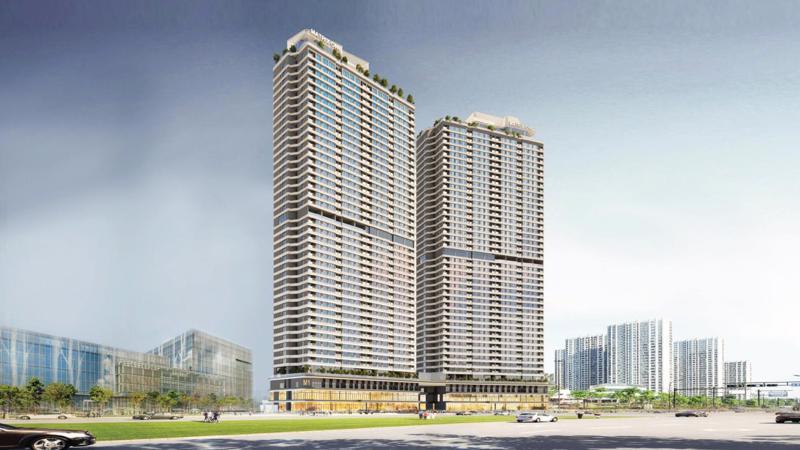 The Matrix One sẽ dự án tiếp theo do MIKGroup phát triển tại Hà Nội.