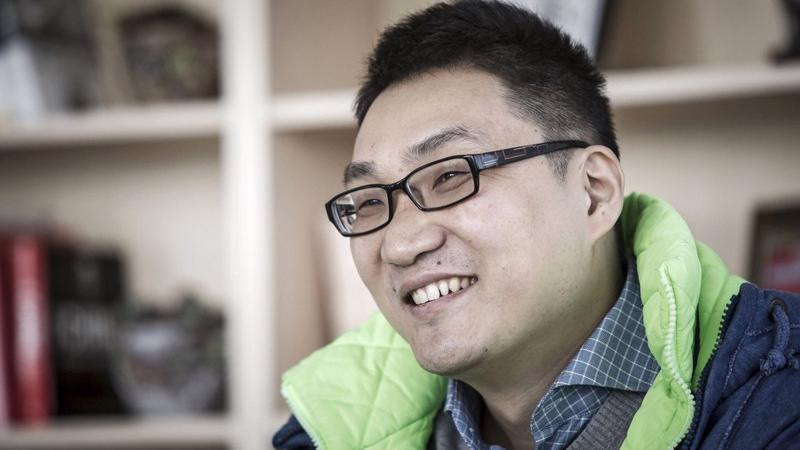 Colin Huang, người sáng lập Pinduoduo - Ảnh: Bloomberg