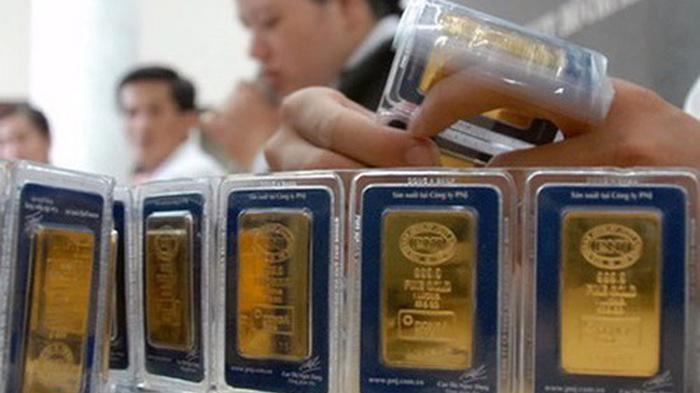 Doanh thu vàng miếngquý 3/2020 tiếp tục tăng 19,1% so với cùng kỳ năm trước.