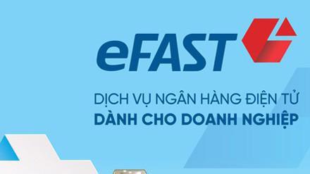 VietinBank đã phát triển hệ thống bảo mật Internet Banking thông qua VietinBank eFAST với nhiều lớp kiểm soát chống tấn công và phòng thủ theo chiều sâu.