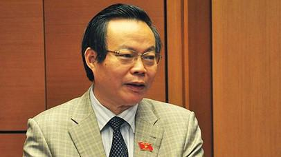 Ông Phùng Quốc Hiển, Phó chủ tịch Quốc hội - Ảnh: VOV.