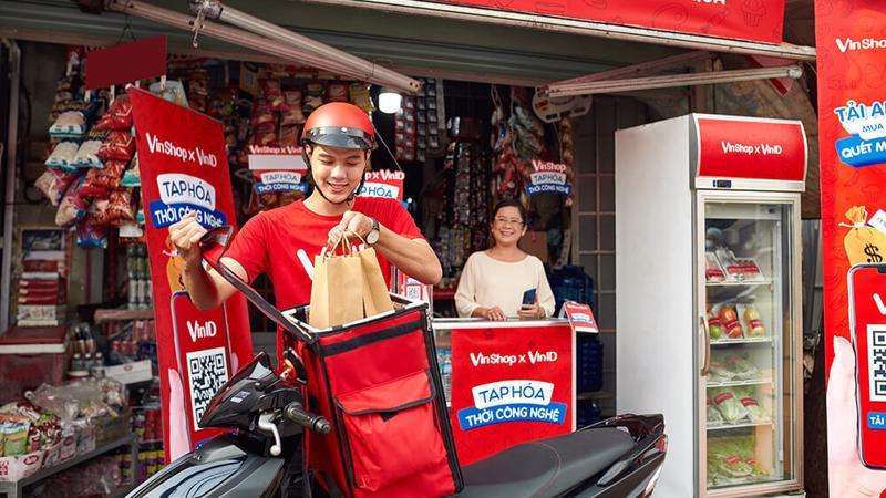VinShop có tương lai đầy hứa hẹn bởi bán lẻ truyền thống vẫn đáp ứng tới 85% nhu cầu tiêu dùng tại Việt Nam.