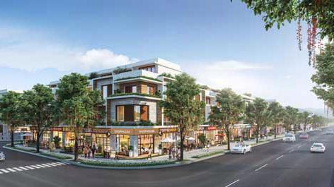 Dự án Barya Citi tại thành phố Bà Rịa là một ví dụ điển hình về thành công của bất động sản thương mại.