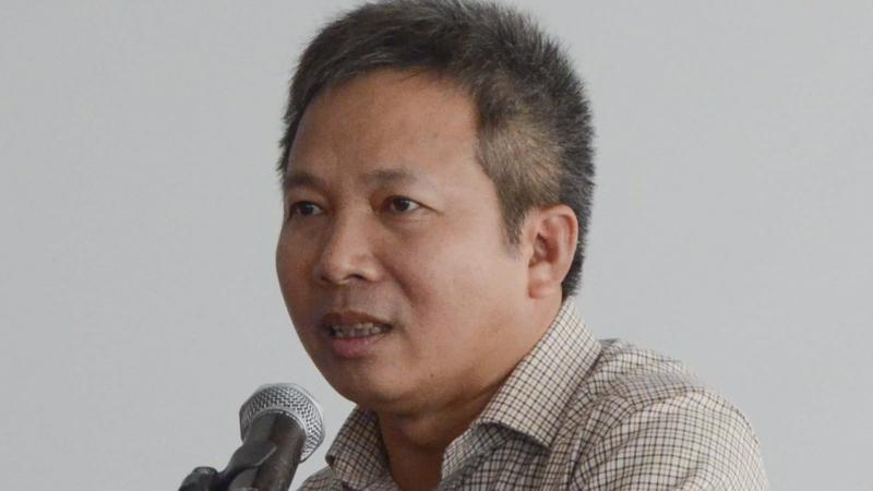 Ông Đỗ Văn Quang - Nguyên trưởng ban Kinh tế Kế hoạch của Tổng công ty Cổ phần Xây lắp Dầu khí Việt Nam bị khởi tố do liên quan tới dự án Ethanol Phú Thọ.