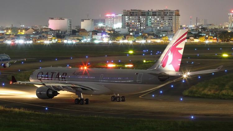 Qatar Airway tăng cường nhiều chuyến bay thẳng đến Việt Nam - Ảnh minh hoạ.