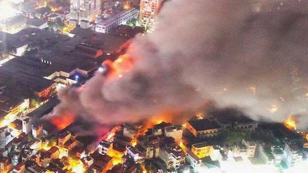 Vụ cháy ở Rạng Đông có tính chất nghiêm trọng