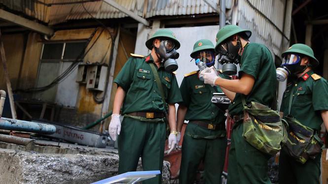 Loạt bộ ngành được Chính phủ chỉ đạo vào cuộc vụ cháy ở Rạng Đông