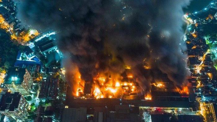 Rạng Đông đang xin ý kiến cổ đông vụ đền bù thiệt hại sau vụ cháy hồi cuối tháng 8