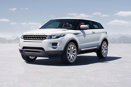 Range Rover Evoque sẽ hấp dẫn người tiêu dùng Việt?