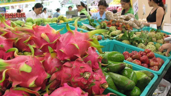 Quả thanh long tươi của Việt Nam xuất khẩu sang Nhật Bản sẽ bị kiểm tra 30% một số chỉ tiêu thuốc bảo vệ thực vật. Ảnh minh hoạ
