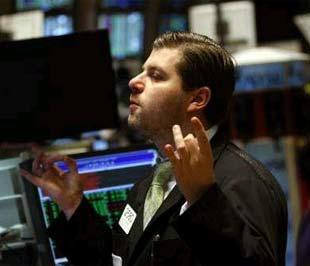 Chứng khoán Mỹ tiếp tục mất điểm ngày thứ hai trong tuần - Ảnh: Reuters.