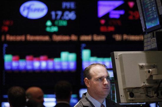 Nhà đầu tư tin rằng, FED đang để ngỏ cánh cửa hành động cứu nền kinh tế Mỹ - Ảnh: Reuters.