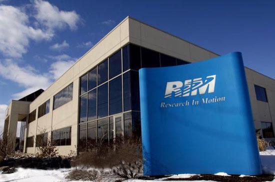 Cổ phiếu của RIM đã mất hơn 2/3 giá trị trong 12 tháng qua.