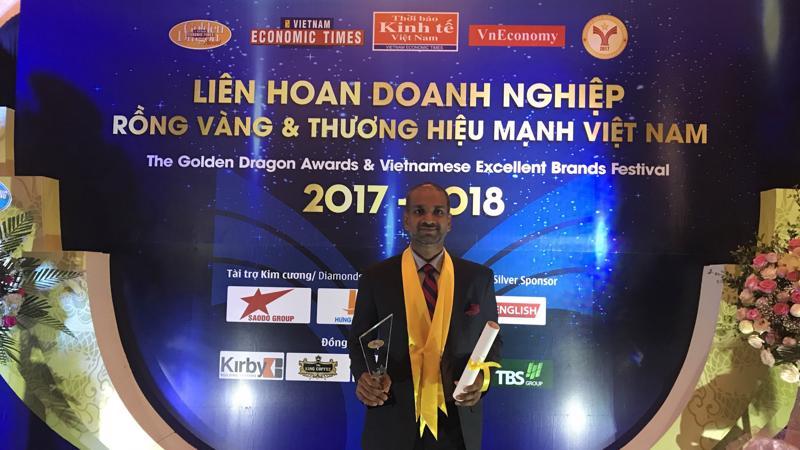 Danh hiệu Rồng Vàng là một trong những ghi nhận xứng đáng dành cho Aviva Việt Nam.