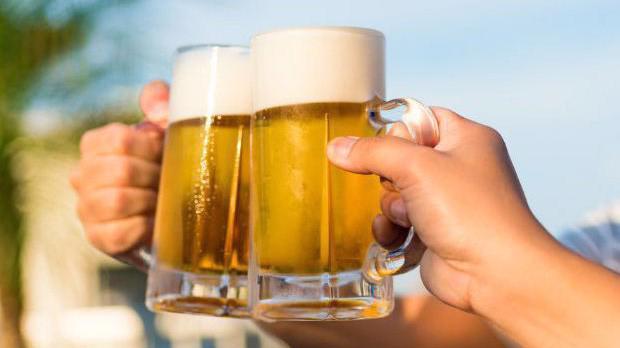 Sáng 14/6 Quốc hội sẽ thông qua Luật Phòng chống tác hại của rượu bia - Ảnh minh hoạ.