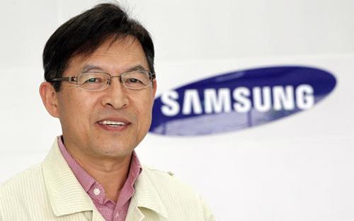 Ông Shim Won Hwan, tân Tổng giám đốc Samsung Việt Nam.