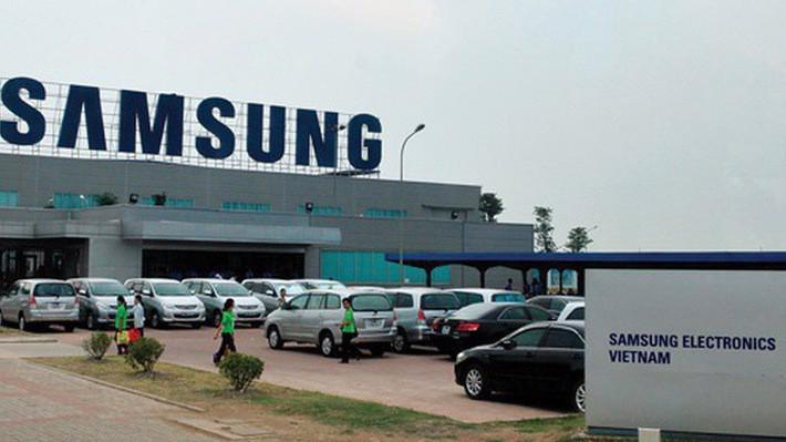Dự kiến năm 2018, kim ngạch xuất khẩu của Samsung Việt Nam đạt 58 tỷ USD.