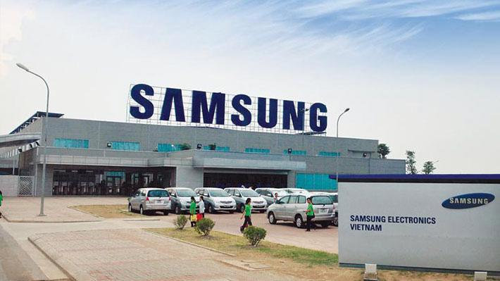 Công ty TNHH Samsung Electronics Việt Nam sẽ xây tòa nhà phục vụ hoạt động R&D với tổng vốn đầu tư khoảng 220 triệu USD trên diện tích 11.603m2 tại Tây Hồ Tây (Hà Nội) - Ảnh minh họa.