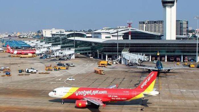 Tốc độ tăng trưởng vận tải hành khách, hàng hóa tại sân bay Nội Bài đã vượt xa dự báo của quy hoạch được Thủ tướng phê duyệt năm 2008