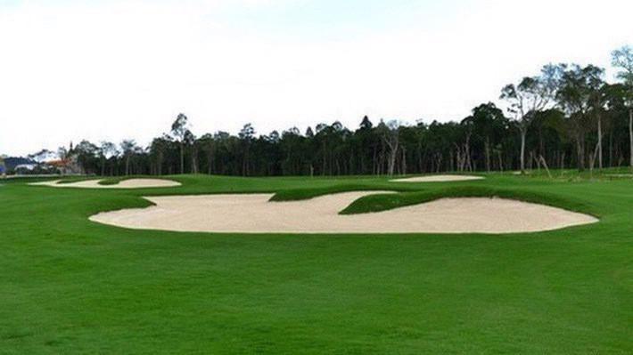 Dự thảo đề xuất cấm sử dụng đất sân golf không đúng mục đích.