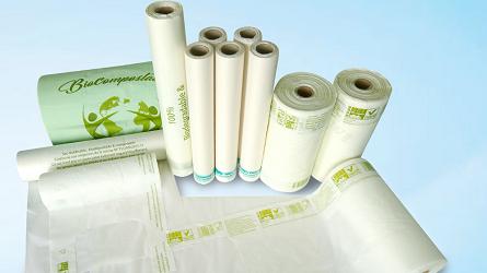 Sản phẩm túi vi sinh tự phân huỷ của Tập đoàn An Phát.