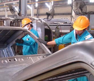 Theo ý kiến chuyên gia, một số chỉ số trong báo cáo của WB chưa sát thực tế hoạt động sản xuất kinh doanh của doanh nghiệp tại Việt Nam - Ảnh: Đức Thọ.