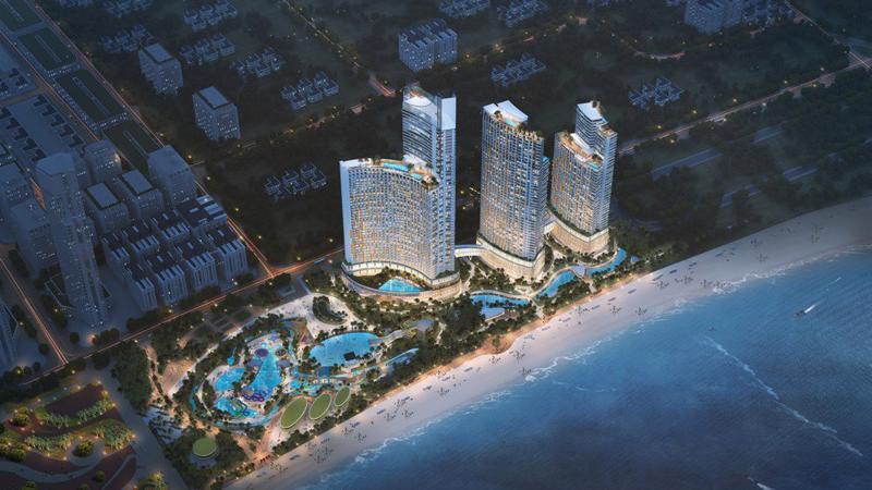 SunBay Park Hotel & Resort Phan Rang tiên phong thiết lập hệ sinh thái tiện ích - dịch vụ tại dự án.