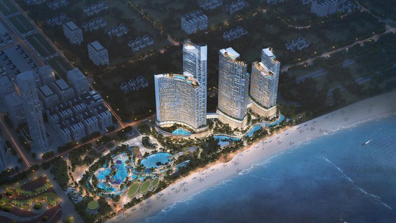 SunBay Park Hotel & Resort Phan Rang đã mở ra cơ hội đầu tư sinh lời cao cho nhiều khách hàng.