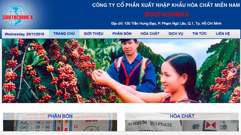 Công ty Xuất nhập khẩu Hoá chất miền Nam được Vinachem đấu giá với giá khởi điểm cao