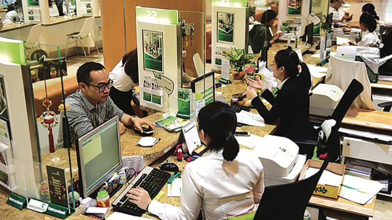 Xây dựng hệ thống thanh toán mạnh mẽ của ngành ngân hàng.