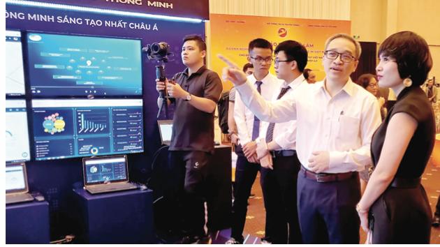 Make in Vietnam trở thành động lực trong cộng đồng doanh nghiệp công nghệ số Việt Nam