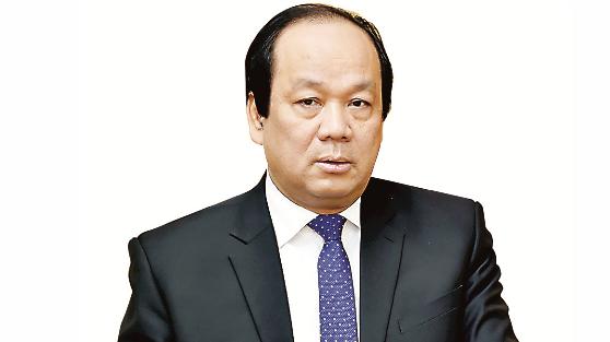 Ông Mai Tiến Dũng, Bộ trưởng - Chủ nhiệm Văn phòng Chính phủ