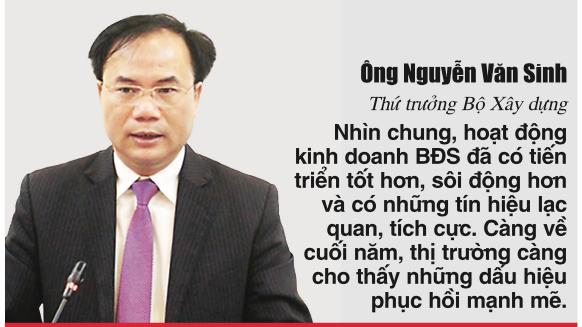 Ông Nguyễn Văn Sinh, Thứ trưởng Bộ Xây dựng