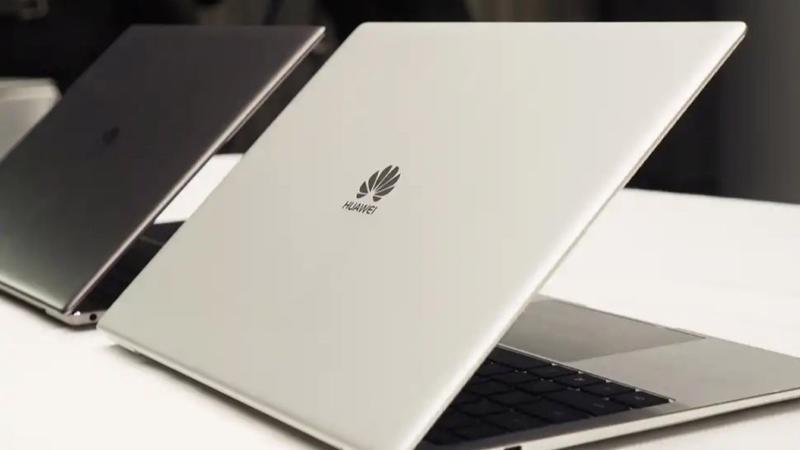 Laptop Huawei hiện chiếm 2% thị phần trên toàn cầu - Ảnh: Getty Images.