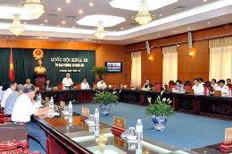 Ủy ban Thường vụ Quốc hội sẽ cho ý kiến về đề xuất miễn, giảm thuế của Chính phủ trước khi trình Quốc hội.